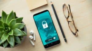Secure iPhone passwords Sticky Password